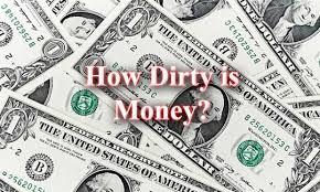 Inilah Hasil Penelitian Tentang Kekotoran Uang