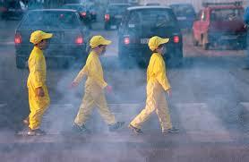 Polusi Lalu Lintas menyebabkan 14% dari Asma Kronis pada Anak