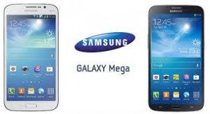 Samsung Galaxy Mega. Photo: AusDroid