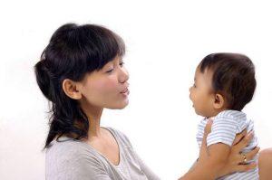Hebatnya, Bayi Mendalami Bahasa Dari Ibunya