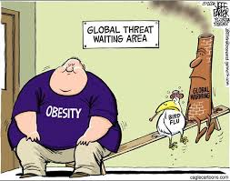 Obesitas adalah Pandemi Global yang Parah