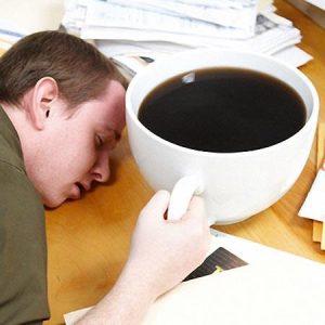 Minum Lima Cangkir Kopi Sehari Bisa Menyebabkan Kematian