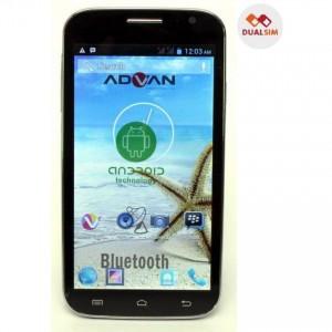 Analisa Keunggulan Advan Vandroid S5E - Dual SIM