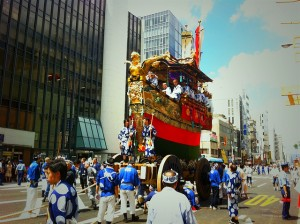 Membahas Gion Matsuri, Acara Terbesar Musim Panas di Kyoto