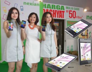 Daftar Service Resmi Gadget Nexian di Makassar Provinsi Sulawesi Selatan