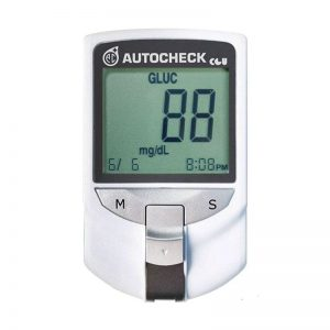 Periksa Kadar Gula Darah, Asam urat dan Kolestrol, Praktis dengan Autocheck Alat Tes Gula Darah dan Monitor Kesehatan
