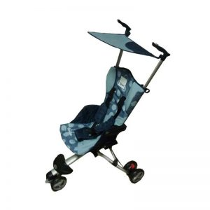 Stroller (Kereta Dorong) Cocolatte I-Sport CL-008 MOS, Roda 3 dengan Lipatan yang cukup kecil Jadi tas Ransel