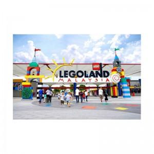 Liburan ke Legoland Malaysia Theme Park, Bisa Melihat Bangunan Terkenal dari 17 negara di Asia