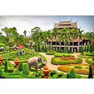 Wisata Thailand Gak Repot, ke Bangkok - Pattaya - Cartoon Network, Sudah Lengkap dengan Makan dan Hotel