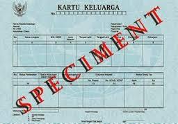 Cara Membuat Proses Dan Syarat Mendapatkan Kartu Keluarga Di Kabupaten Garut Provinsi Jawa Barat Organisasi Asgar