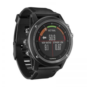GPS Akurat Sekaligus Smartwatch, dengan Garmin Fenix 3 HR Sapphire Edition