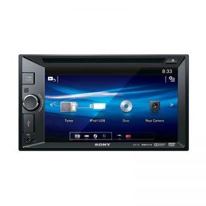 Head Unit Double Din Mobil, Touchscreen, Layar Besar  Bisa untuk Kamera Belakang