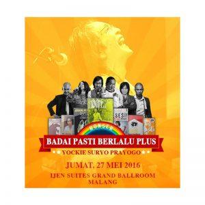 Konser Badai Pasti Berlalu, Dian Pramana Poetra, Keenan Nasution, Deddy Dhukun, dkk hadir lagi