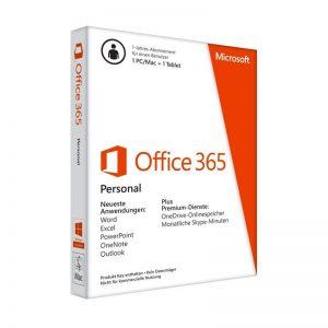 Software Original Microsoft Office 365 Personal 32-bit, Murah dan Resmi