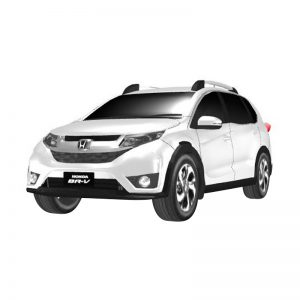 Honda BR-V, Mobil Crossover 3 Baris dengan 7 seater