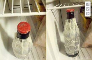Tips Cara Mempercepat Pendinginan Minuman pada Kulkas