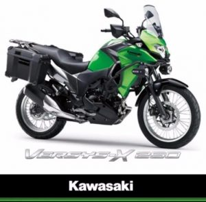 Sepeda Motor Kawasaki Versys-X 250 Tourer Green, Bagi yang Suka Adventure