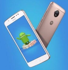 Smartphone Motorola Moto E4, Bodi Metal, 4G LTE, dan Fingerprint
